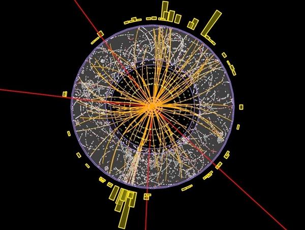 particle jets