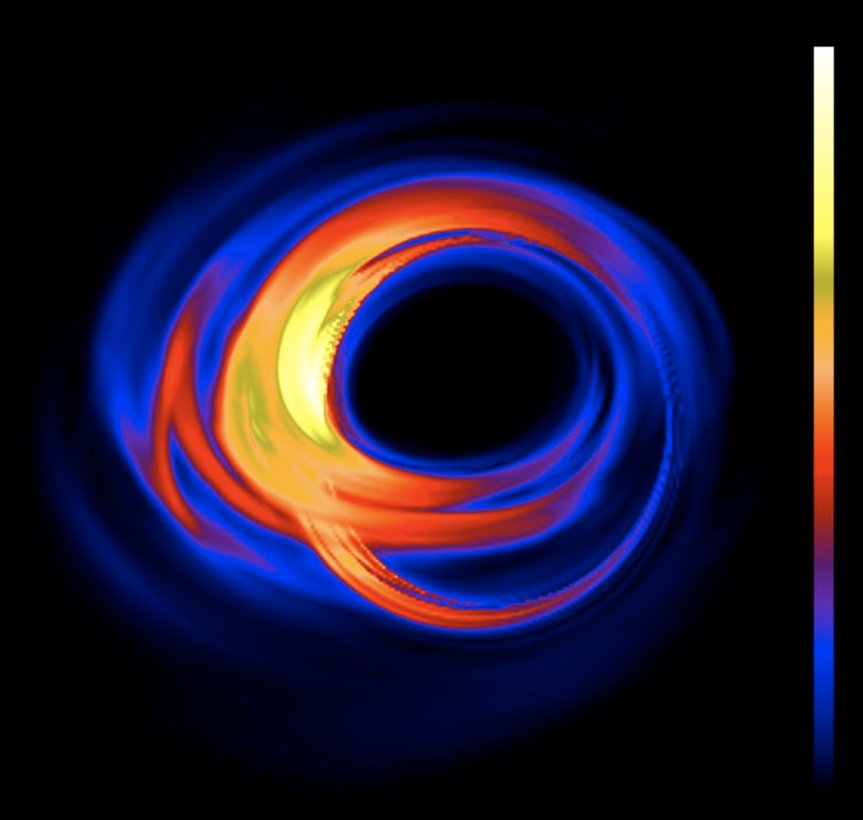10/30/18 Show feat. Kelsey Ockert on Black Hole Photography and the Event HorizonTelescope